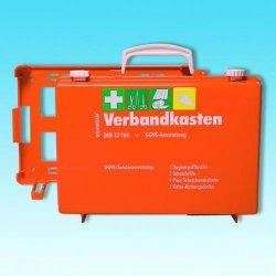 Kfz.-Verbandkasten plus Schutzausrüstung GGVS LLG WWW-Katalog