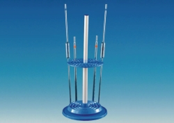 Pipette stand, vertical, PP