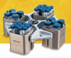 Adapter für Rechteckbecher 400 ml für Zentrifugen 5810/5810 R LLG WWW-Katalog