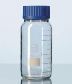 Weithalslaborflaschen, GLS 80® protect, DURAN®, mit Schraubverschluss LLG WWW-Katalog
