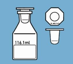 Sauerstoffflasche nach Winkler LLG WWW-Katalog