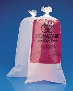 Entsorgungsbeutel Biohazard, PE-HD LLG WWW-Katalog