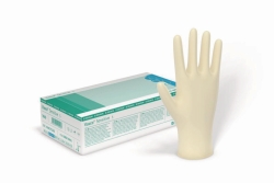 Einmalhandschuhe Vasco® Sensitive, Latex, puderfrei LLG WWW-Katalog