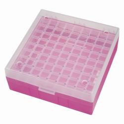 Cajas de almacenamiento criogénico LLG, de PP, esterilizables en autoclave WWW-Interface
