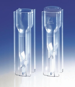 Cuvette monouso in plastica per il range UV-VIS WWW-Interface