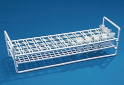 Reagenzglasgestelle, Draht/PE LLG WWW-Katalog
