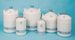 Contenitore ad azoto liquido Serie L 2000 WWW-Interface
