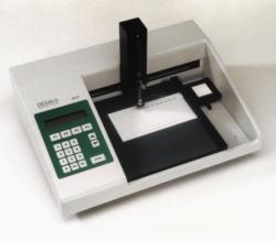 HPTLC-applicator AS 30 WWW-Interface