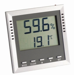 Thermohygrometer, TA 100 LLG WWW-Catalog