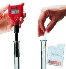 Testeur pH Checker 1 WWW-Interface