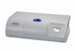Polarimètre automatique P3000 WWW-Interface