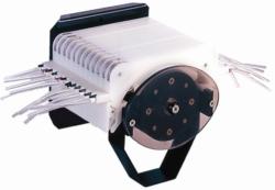 Multikanal-Pumpenköpfe mit Snap-In-Kassetten für BVP-Standard/Process und MCP-Standard/Process Antriebe LLG WWW-Katalog