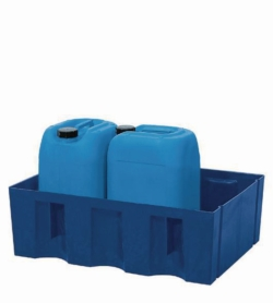 Drum Sumps, polyethylene