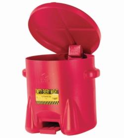 Disposal bin, PE LLG WWW-Catalog