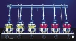 Reihenaufschlussapparate mit Kjeldahlkolben LLG WWW-Katalog