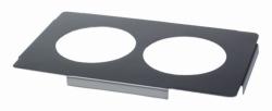 Couvercle perforé pour bain à ultrasons Sonorex WWW-Interface