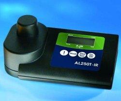 Troebelheidsmeter AL250T-IR WWW-Interface