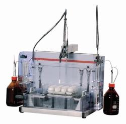 Unité de mesure et de titration automatique DT 20 WWW-Interface