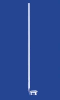Gasverteilungsrohre, seitlich oder mittig angeschmolzen, Borosilikatglas 3.3 LLG WWW-Katalog