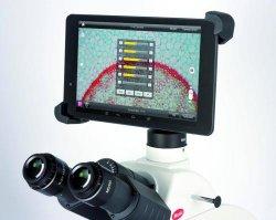 Tablet-Kameras Moticam LLG WWW-Katalog