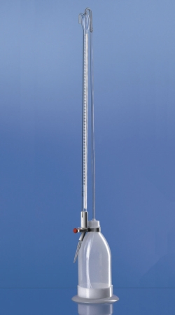 Titrierapparate nach Schilling, Borosilikatglas 3.3/PE-LD, Klasse B LLG WWW-Katalog