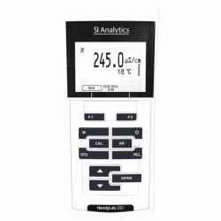 Geleidbaarheidsmeterset HandyLab 200 Versatile WWW-Interface