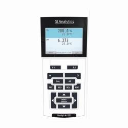 pH-meters HandyLab 680 WWW-Interface