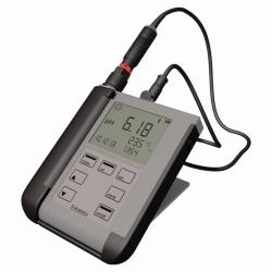 pH-meters HandyLab 700 / 750 WWW-Interface