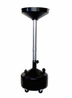 chariot de test pour douche de s curit volume 30 litres. Black Bedroom Furniture Sets. Home Design Ideas