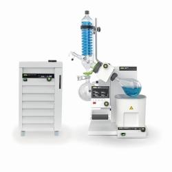 Rotavapor® R-300 System mit Interface I-300 und Umlaufkühler F-305 LLG WWW-Katalog