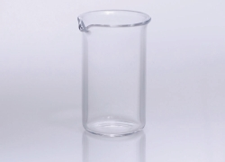 Vaso de precipitados, vidrio de cuarzo, forma alta WWW-Interface