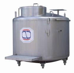 Stickstoffbehälter SD 600 M LLG WWW-Katalog