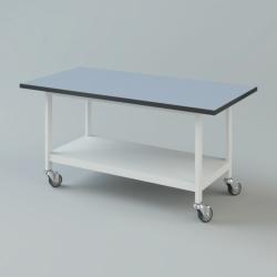 Onderstellen met tafelblad WWW-Interface