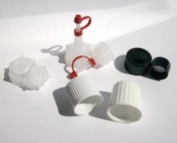 Schroefdoppen voor rechthoekige flessen serie 310 WWW-Interface