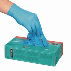 Disposable Gloves DEXPURE®, Nitrile, Powder-Free LLG WWW-Catalog