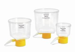 Unité de filtration prête à lemploi Sartolab BT, membrane en PES WWW-Interface