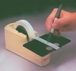 Adhesive tape dispenser Write-On™ LLG WWW-Catalog