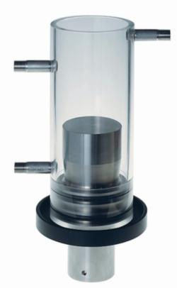Bécher de sonification pour sonificateur SONOPULS, en matière plastique WWW-Interface