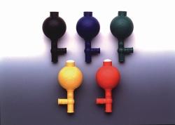 Sicherheitspipettierbälle Flip™, Naturkautschuk LLG WWW-Katalog