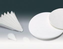 Filtreerpapier, kwalitatief, natsterk, type 1288, vouwfilters WWW-Interface