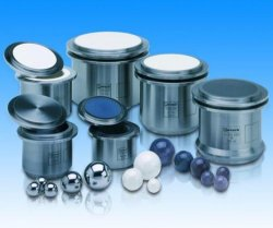 Grinding jars for S100 LLG WWW-Catalog