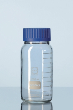 Wide-mouth bottles GLS 80® protect, DURAN® LLG WWW-Catalog