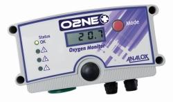 Oxygen Depletion Safety Monitor, O2Ne+™ LLG WWW-Catalog