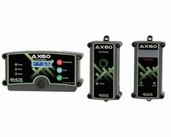 Kooldioxide-veiligheidsmonitor AX60 WWW-Interface