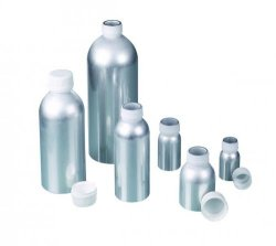 Aluminium bottles, with UN approval LLG WWW-Catalog