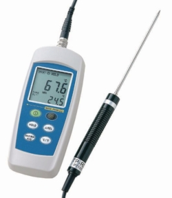 Temperatuurmeter H370 WWW-Interface