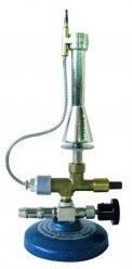 Bec Teclu avec robinet à pointeau et thermostat WWW-Interface