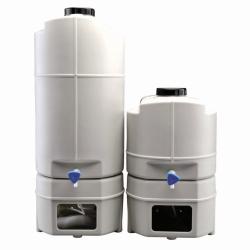 Réservoirs pour système de purification deau Barnstead™ Pacific™ TII/RO WWW-Interface
