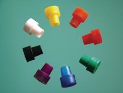 Kappen für 3 und 5 mm NMR und EPR Röhrchen LLG WWW-Katalog