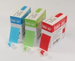 Etiquettes Tough-Tags®, rouleaux WWW-Interface
